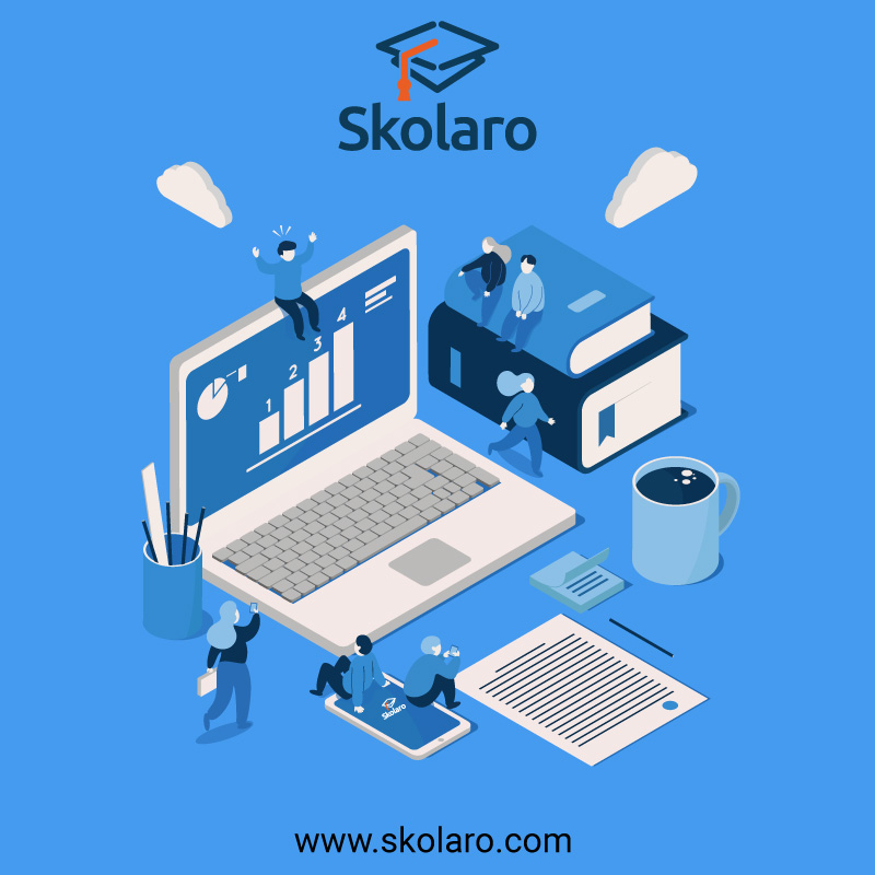 How does School Management Software ERP by Skolaro Supports for Going Green and Digital?
