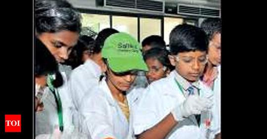 Rural Students Learn Their Science Lessons, the Fun Way