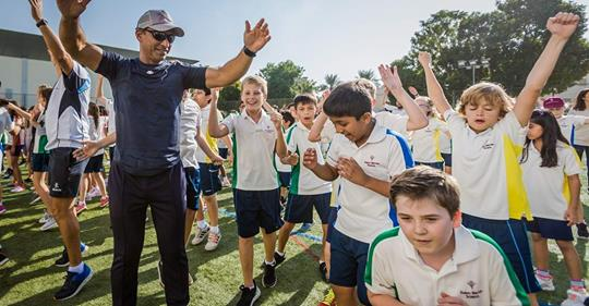 Dubai Fitness Challenge: UAE Schoolkids to do 15-min Exercise a Day