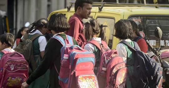 HRD Directs Schools not to Give Homework for Class 1 & 2, Define Weight Limit for Bags
