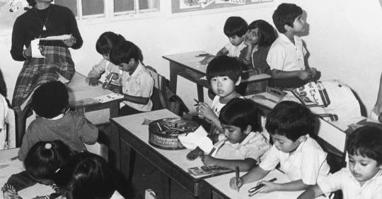 Education in the UAE: Then, Now and Tomorrow-The Lessons we Learn
