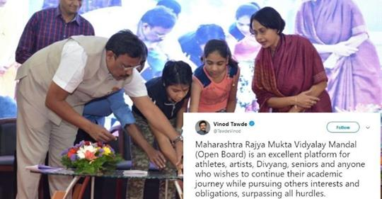 With Maharashtra Govt's Open SSC Board Students Will Be Able To Keep Pursuing Sports & Arts