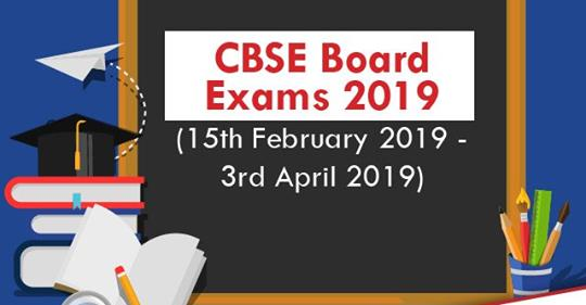 CBSE 10th 12th Board Examination 2019: In a first, CBSE Reaches out to Parents, has This Important Message
