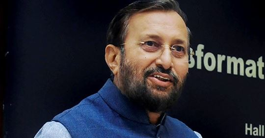 Working On Proposal For Museum For India's Educational History, Tradition: Prakash Javadekar