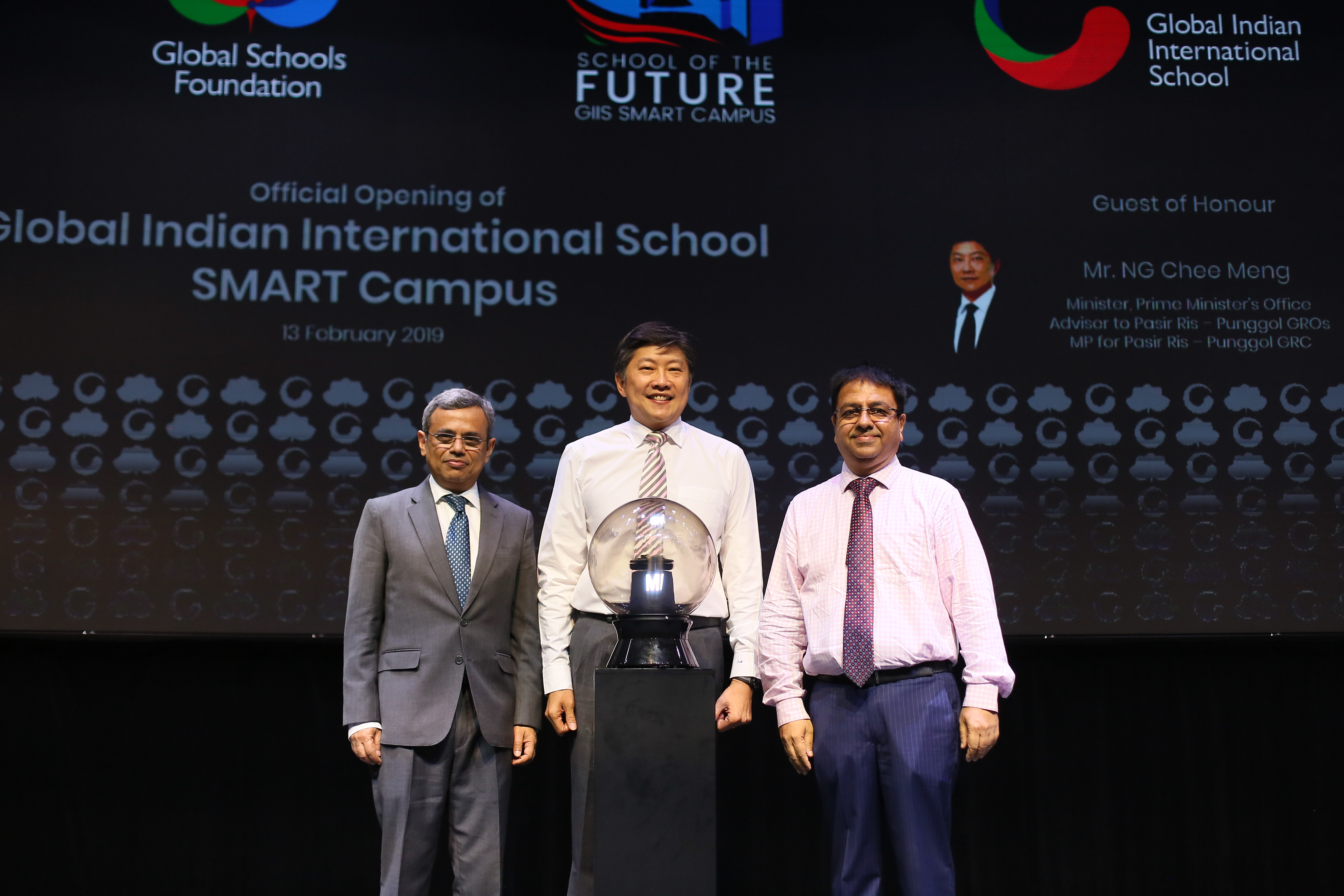First Global School to Cater to Indian Students with a Smart Campus Inaugurated in Singapore