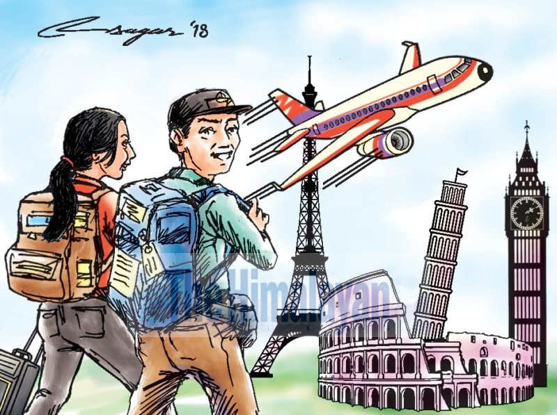 Nepal Govt bars pupils from pursuing non-academic courses abroad