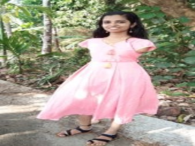 Born Without Arms, Kerala Girl Writes Exams With Her Feet & Aces 10th Boards