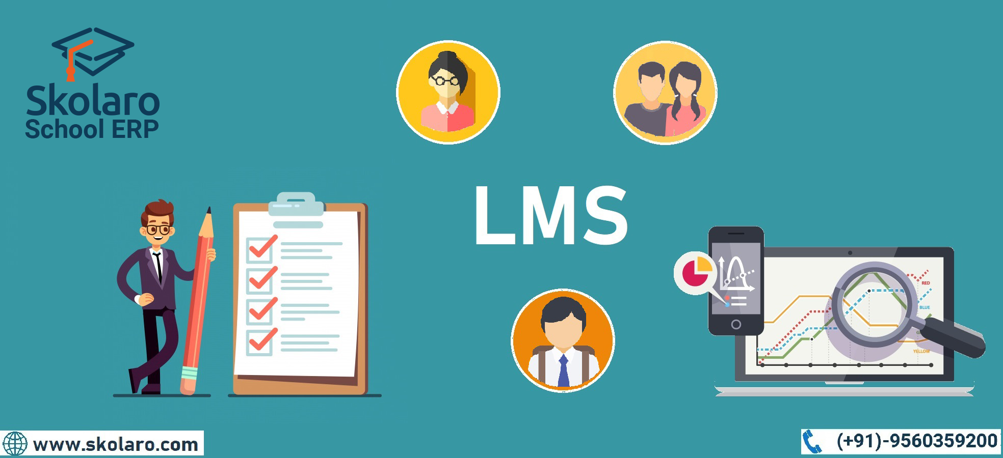 Learning Management System (LMS):  Parent, Teacher and Student Triangle
