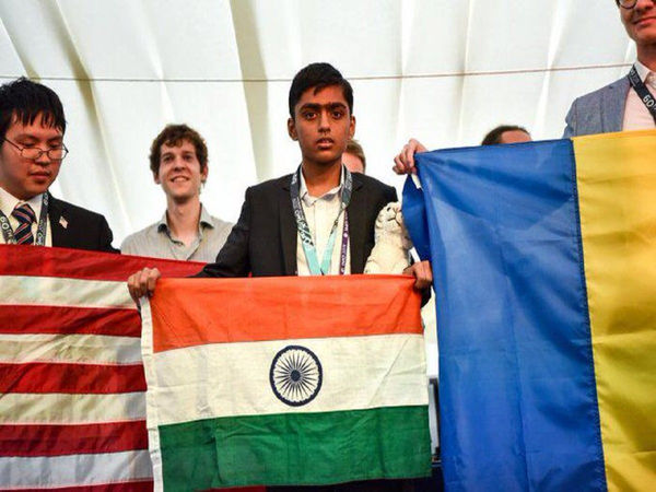 CBSE student Pranjal Srivastava becomes youngest Indian to win a gold medal at the International Maths Olympiad