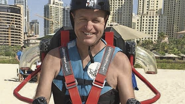Dubai Fitness Challenge: Principal inspires school community to get moving