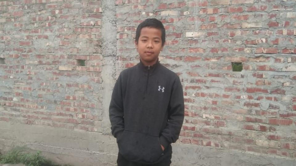 12-year-old set to become the youngest in Manipur to appear for Class 10 board exam