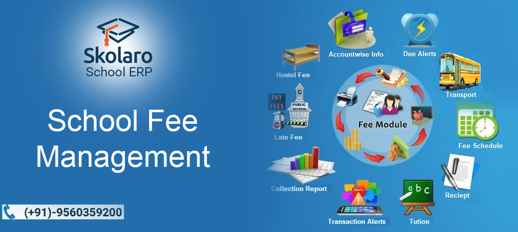 Why Does your School Need a Fee Management ERP