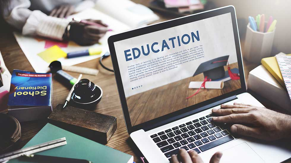 Debunking Myths About Online Learning